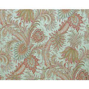 AO 00034016 AMELIE FH Blue Multi Old World Weavers Fabric