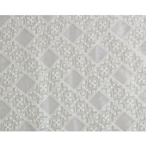 AU 00032580 BRODERIES VILLERS Ivory Old World Weavers Fabric