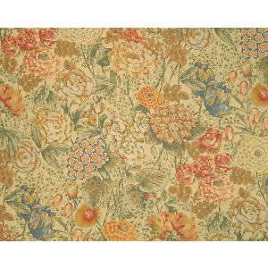 B1 0110886S VERA SHEER Yellow Old World Weavers Fabric