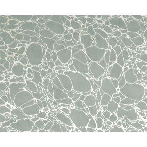 CH 05044485 VELVET MARBLE Seafoam Scalamandre Fabric