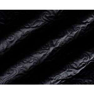 CH 05060655 VELBRODE Onyx Scalamandre Fabric