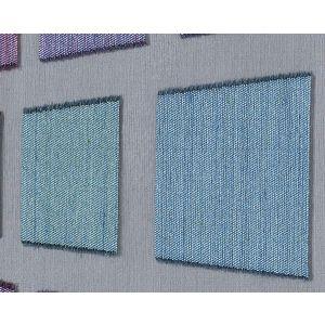 CH 05100605 MONDRIAN Lagoon Multi Scalamandre Fabric