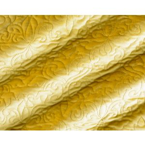 CH 05140655 VELBRODE Sun Gold Scalamandre Fabric