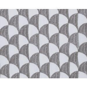 CH 07054327 TESORO Silver Scalamandre Fabric
