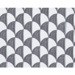 CH 07154327 TESORO Smoke Scalamandre Fabric