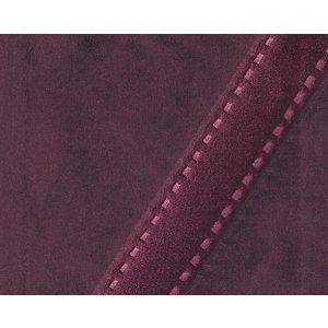 CH 08084288 RHOMBUS Wine Scalamandre Fabric