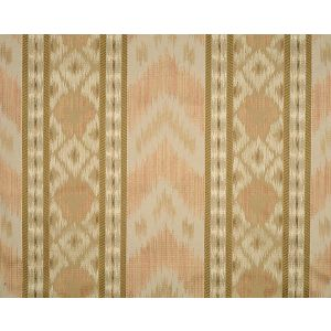 CL 000126416 UNGHERESE RIGATO Multi Peaches Taupes Scalamandre Fabric