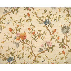 CL 000126464 MELOGRANO Antique White Scalamandre Fabric