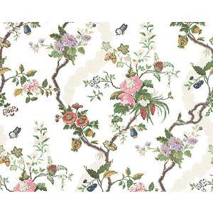 CL 0001WP26728 APRILE Magnolia Scalamandre Wallpaper
