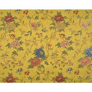 CL 000226318 STUPINIGI Yellow Scalamandre Fabric