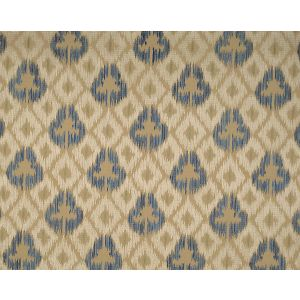CL 000226417 UNGHERESE ALL OVER Multi Blues Creams Scalamandre Fabric