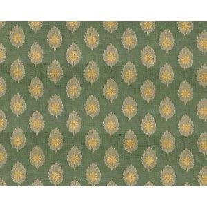 CL 000226520 BELGRAVIA FOGLIA Verde Scalamandre Fabric