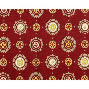 CL 000226967 SCANNO Rosso Scalamandre Fabric