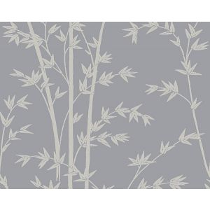 CL 0002WP26731 BAMBOO Grigio Scalamandre Wallpaper