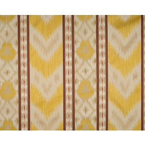 CL 000326416 UNGHERESE RIGATO Multi Golds Taupes Scalamandre Fabric