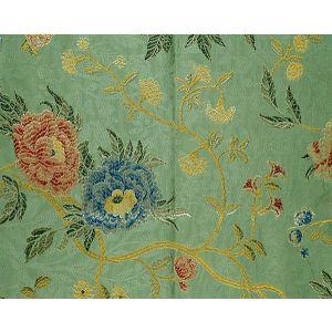 CL 000426318 STUPINIGI Jade Scalamandre Fabric