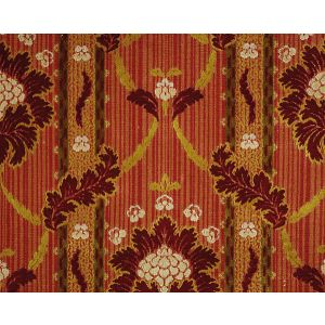 CL 000426404 VILLA FARNESE Reds Scalamandre Fabric