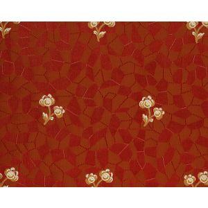 CL 000426917 RE SOLE COORDINATO Rubino Scalamandre Fabric