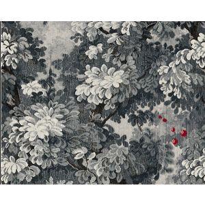 CL 0004WP26420 MARLY Grigio Scalamandre Wallpaper