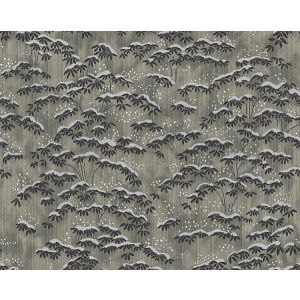 CL 0004WP36397 SAGANO Grigio Scalamandre Wallpaper