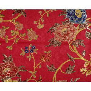 CL 000526318 STUPINIGI Ruby Scalamandre Fabric
