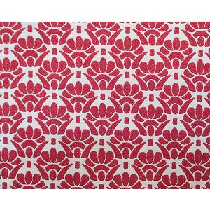 CL 000527004 SUSA Rosso Scalamandre Fabric