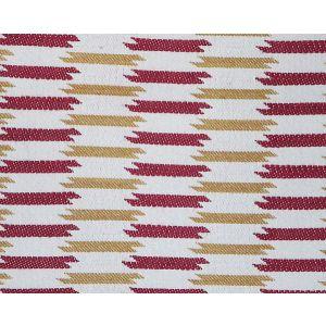 CL 000536399 SHANE Rosso Giallo Scalamandre Fabric
