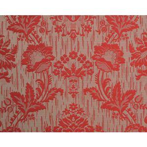 CL 000536414 VILLA ADA Rosso Scalamandre Fabric