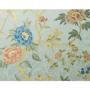 CL 000626318 STUPINIGI Turchese Scalamandre Fabric