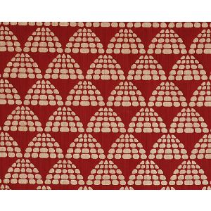 CL 000626966 THOLOS Rosso Scalamandre Fabric