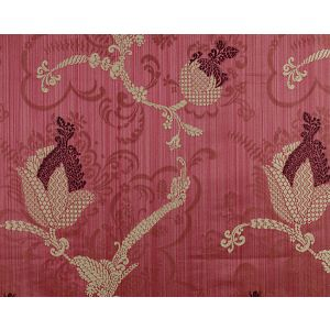 CL 000726715 VIVALDI Plum Linen On Wine Scalamandre Fabric