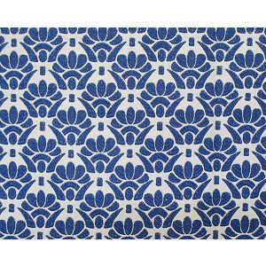 CL 000727004 SUSA Blu Scalamandre Fabric