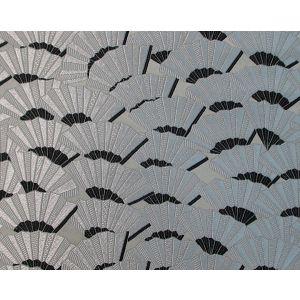 CL 000936408 SOGI Nero Scalamandre Fabric