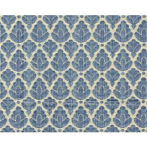 CL 001726714 RONDO Blue Linen Scalamandre Fabric