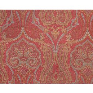 ET 00031672 AKEBIA FH Red Old World Weavers Fabric