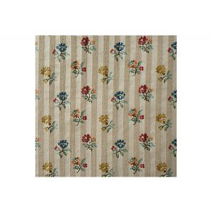 F1 00013248 VERVINS Multi On Beige Old World Weavers Fabric