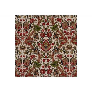 F1 00013859 MONTESQUIEU TAPESTRY Rouge Old World Weavers Fabric