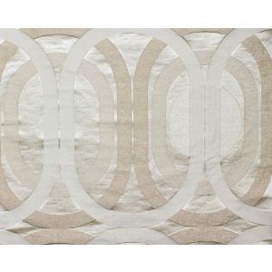 F1 00015587 SOIERIE ORION Ivoire Old World Weavers Fabric