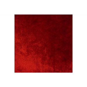F1 0012T431 VELOURS SUBLIME Rouge Old World Weavers Fabric