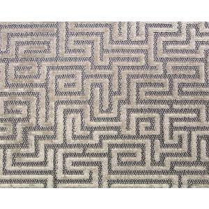 F3 00017002 VELLUTO LABIRINTO Cream Old World Weavers Fabric