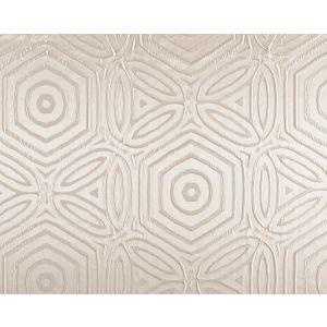 F3 00018018 TRINITA DEI MONTI GEO Pearl Old World Weavers Fabric