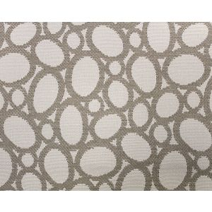 F3 00038038 MADAGASCAR OUTDOOR OVALS FR Taupe Old World Weavers Fabric