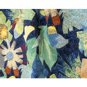 H0 00010567 TROPICAL Jungle Scalamandre Fabric