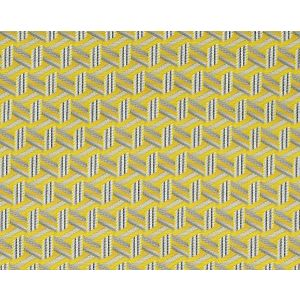 H0 00010722 TRIBU Citron Scalamandre Fabric