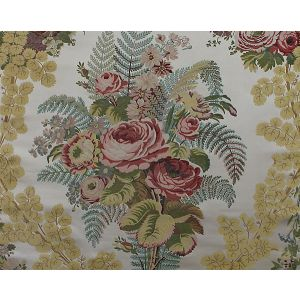 H0 00011675 MARLY Rose Blue/Gold Scalamandre Fabric