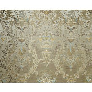 H0 00011683 VERDI LAMPAS Argent-Sold By Repeat-No Cfa Scalamandre Fabric