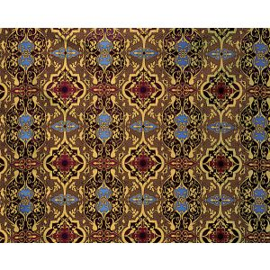 H0 00011693 TOLEDE Encre Scalamandre Fabric