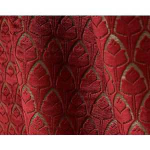 H0 00011695 TULIPES Cornaline Scalamandre Fabric