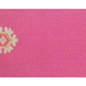 H0 00014010 MASSENA CONTREFOND Rouge Scalamandre Fabric