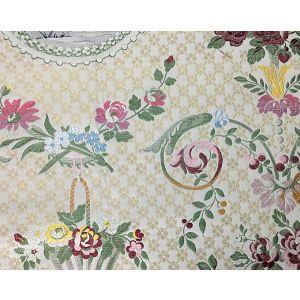 H0 00014131 FIDELIO Creme Scalamandre Fabric